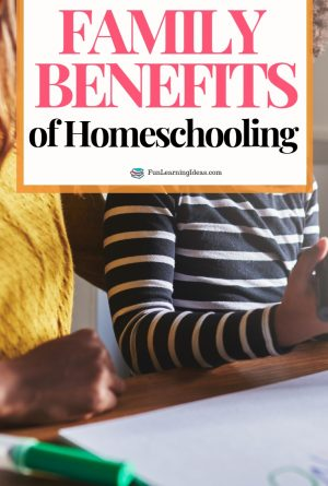 Why I Love Homeschooling My Kids