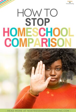 Are You Guilty of One of the Biggest Homeschool Problems? Homeschool Comparison